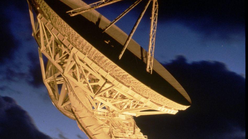 """""""Green-Bank""""-Teleskop: Aliens, wo seid ihr?"""