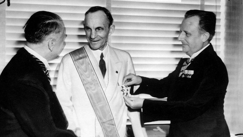 Henry Ford und die Nazis: Der Diktator von Detroit