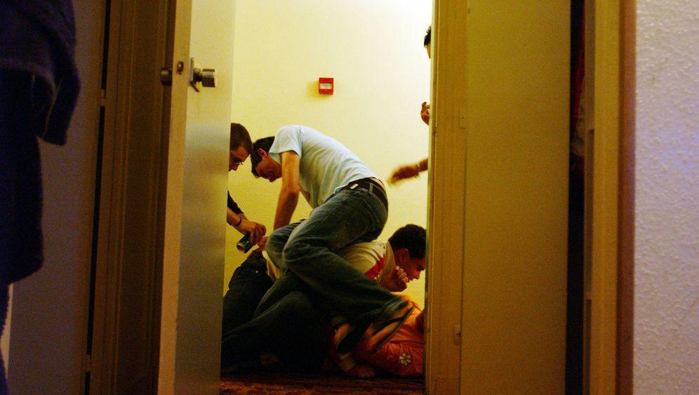 Lexikon der Jugendsünden: Wenn pubertierende Jungs sich kloppen