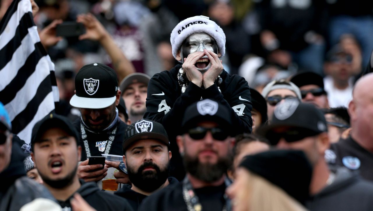 Oakland Raiders Umzug