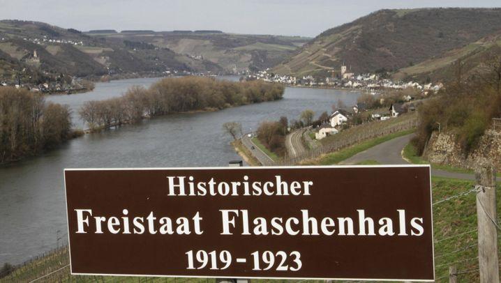 Der übersehene Landstrich: Kleinstaat am Rhein