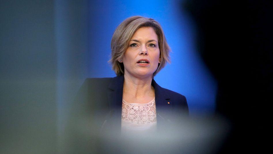 CDU-Spitzenkandidatin Julia Klöckner: Absage