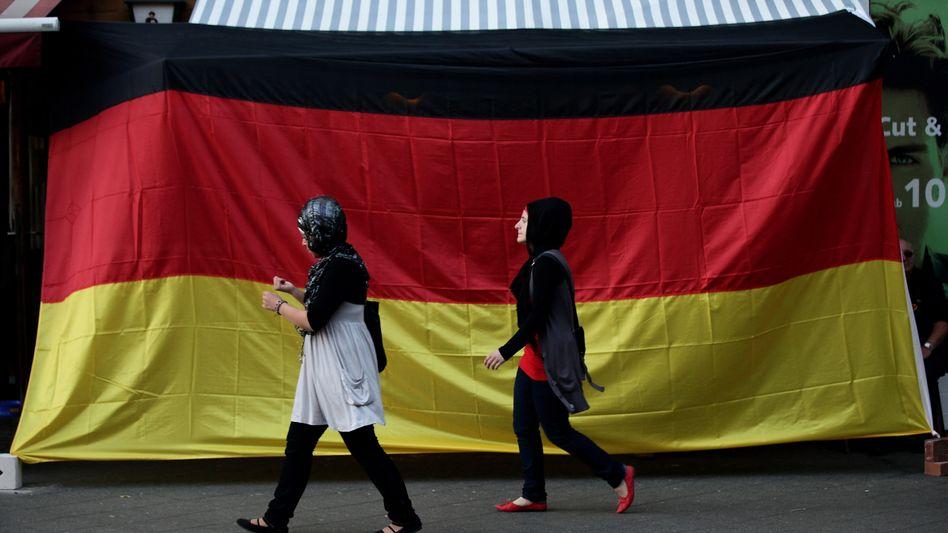 Junge Muslime in Berlin