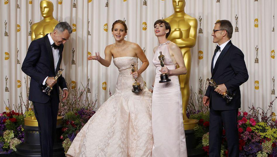 Oscar-Analyse: Die große Gießkannen-Gala