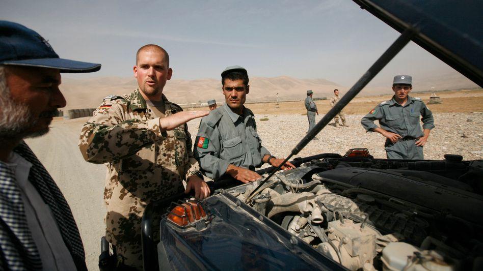 """Ausbildung von afghanischen Sicherheitskräften: """"Beschädigung des Vertrauens"""""""