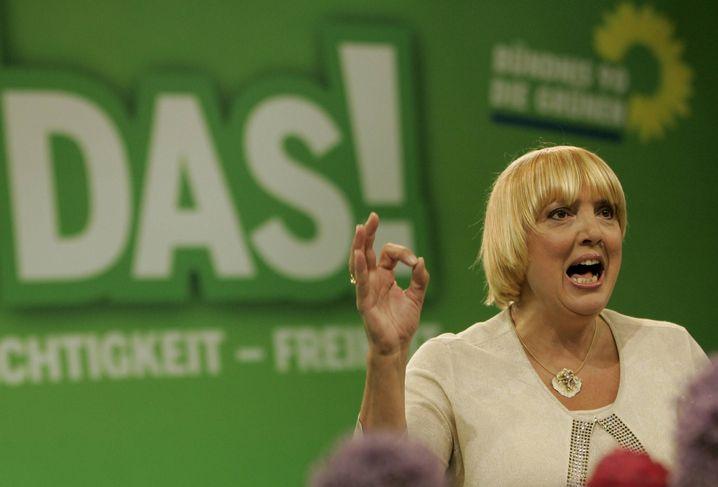 """Grünen-Chefin Roth: """"Wir haben keine Stimme abzugeben"""""""