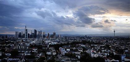 Frankfurter Skyline: Marode Bilanzen