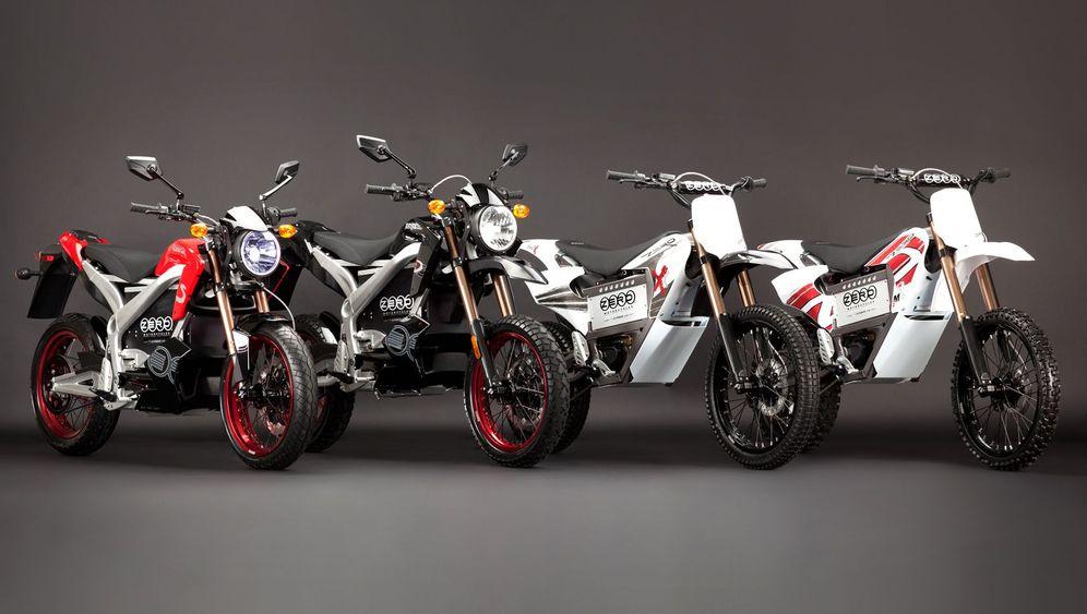 Zero Elektro-Motorräder: Gereifte Stromer