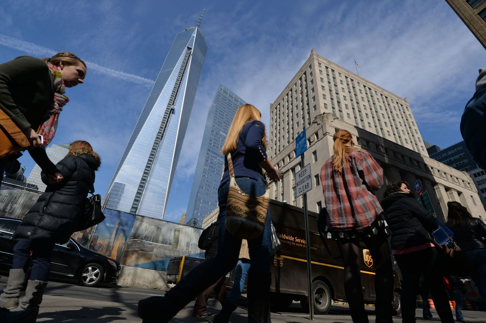 US-ARCHITECTURE-ONE-WORLD-TRADE-CENTER