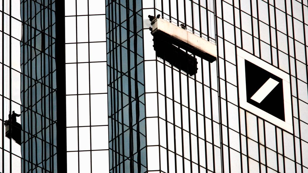 Photo Gallery: Infighting at Deutsche Bank