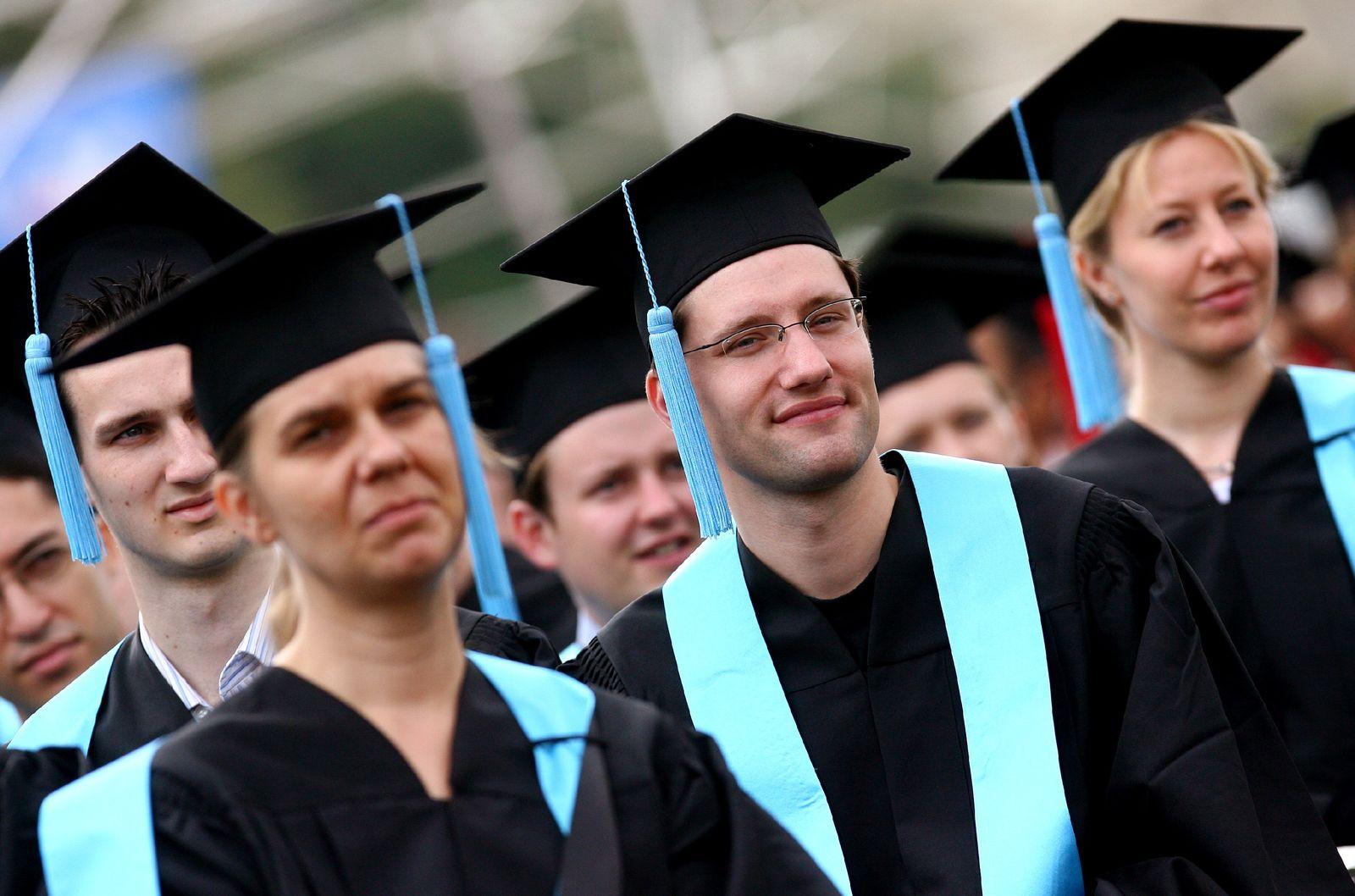 Uni Absolventenfeier