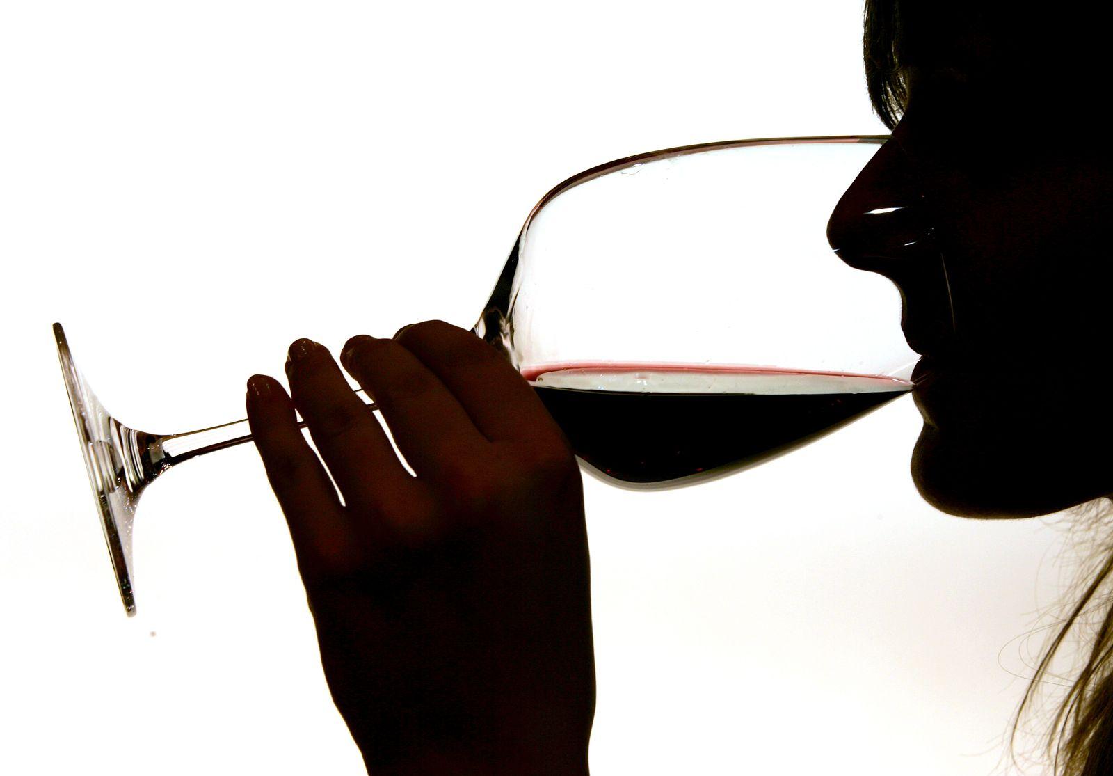 Symbolbild Trinken / Wein