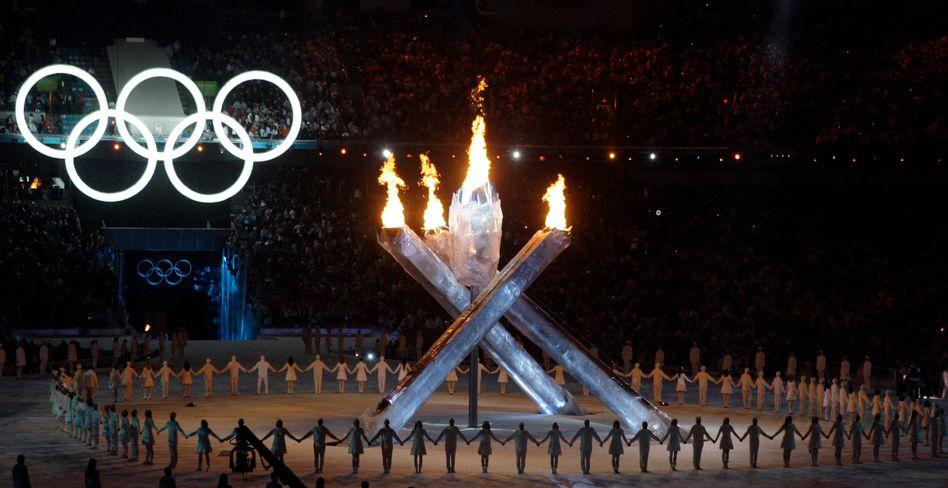 Olympiasieger sein - ein großes Ziel. Zu groß?