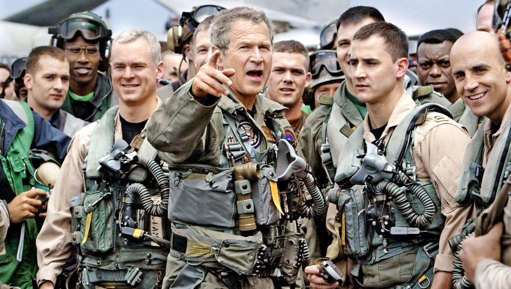 US-Verhörmethoden: Bushs Ja zum Waterboarding