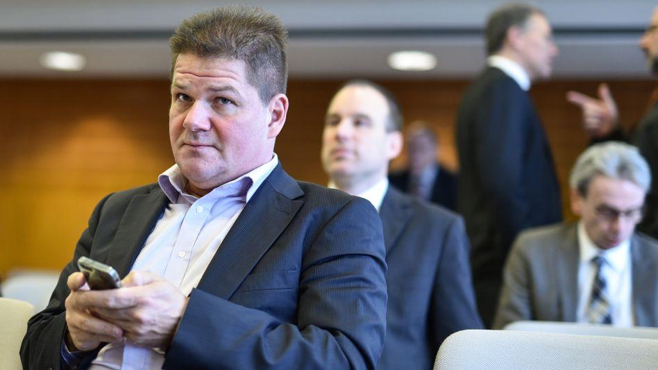 Ex-NPD-Chef Holger Apfel