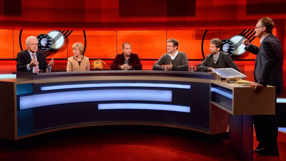Plasberg-Talk: Abgewürgte Auto-Debatte