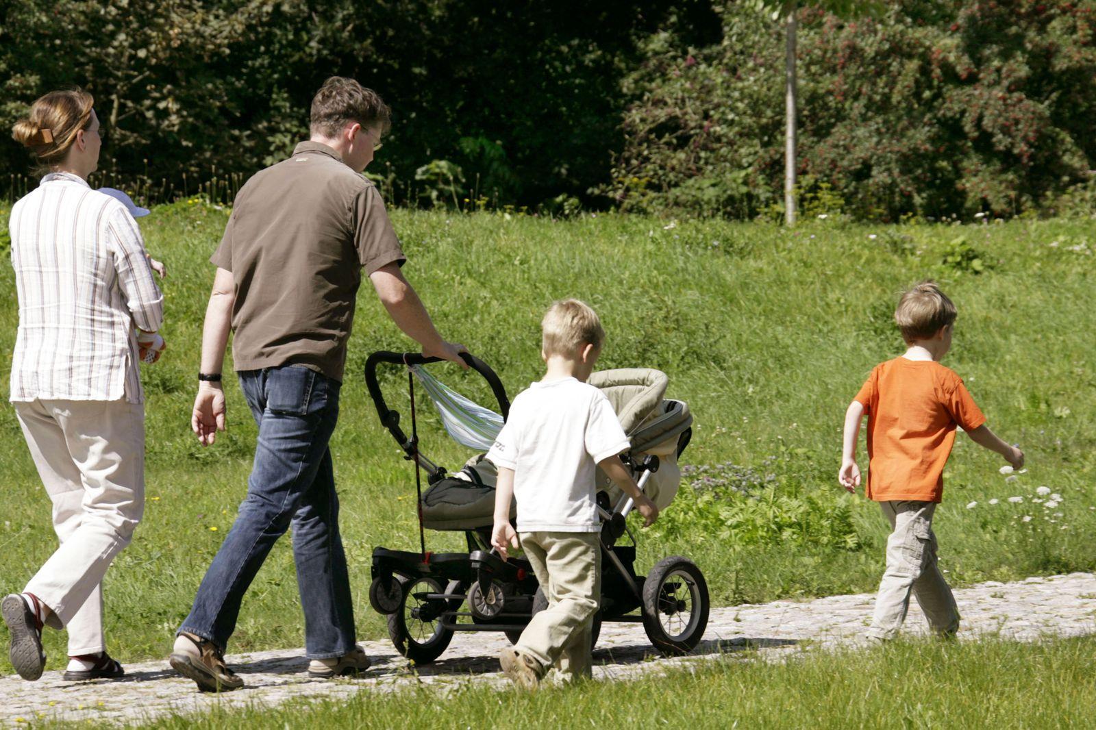 Familie / Eltern Kinder