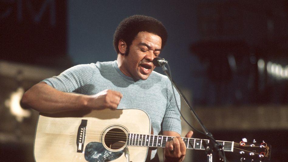 Bill Withers im Jahr 1972