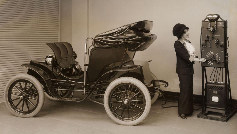 Elektroauto-Revolution vor 100 Jahren: Summsumm statt Brummbrumm