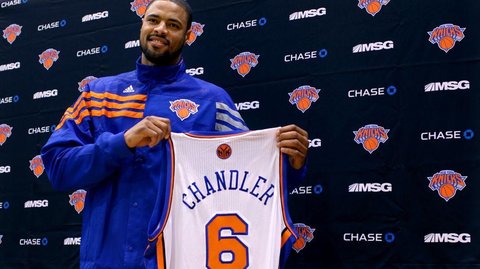NBA-Profi Chandler: 58 Millionen US-Dollar für vier Jahre