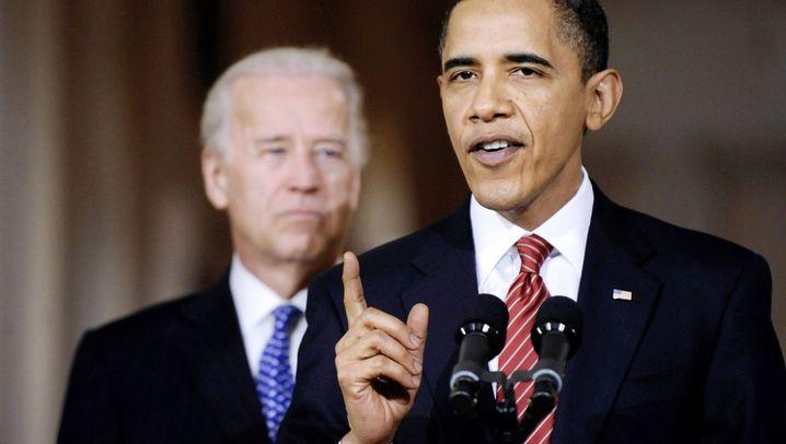 """Obamas Gesundheitsreform: """"Neue Zeit für Amerika"""""""