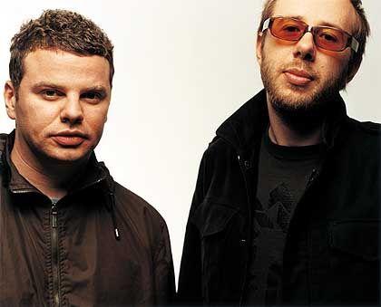 Britische Elektroniker Chemical Brothers: Unterstützung vom Rapper