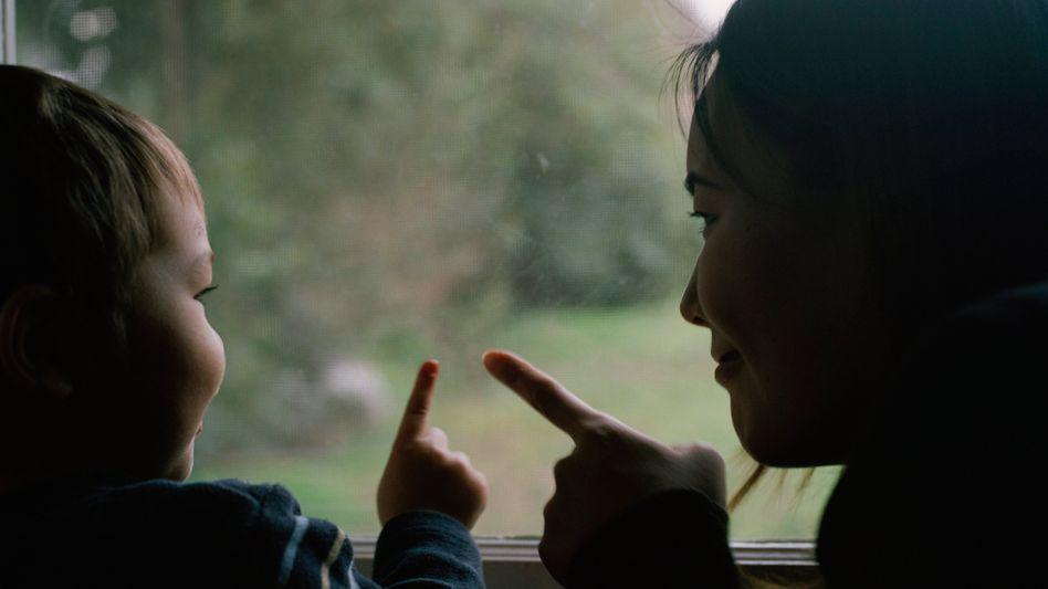 Kinderbetreuung durch Au-pairs ist in der Pandemie seltener geworden