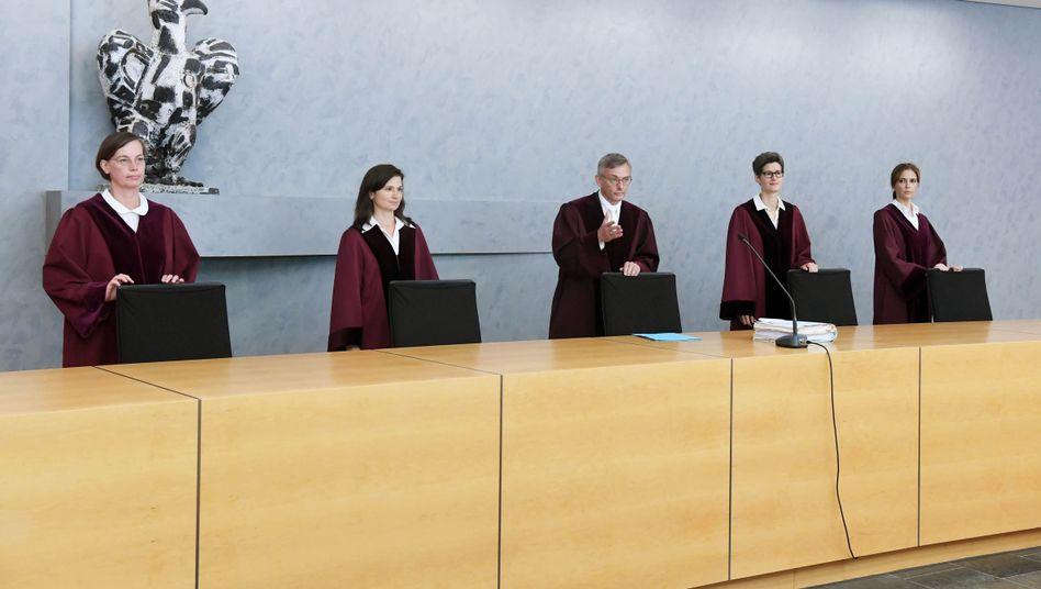Richterinnen und Richter des BGH