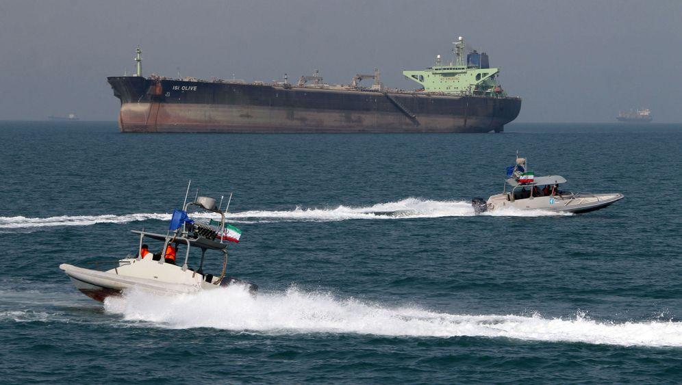 Straße von Hormus: Streit zwischen Iran und dem Westen