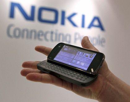 Nokia-Handy: Künftig mit Office-Software von Microsoft
