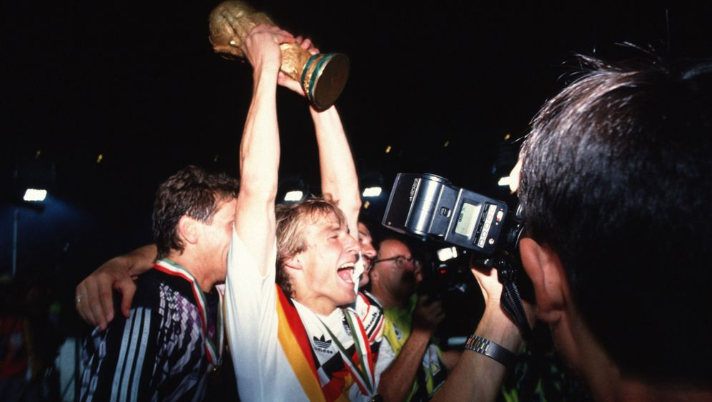 Tränentrocknen: Emotionen in der deutschen Fußballgeschichte