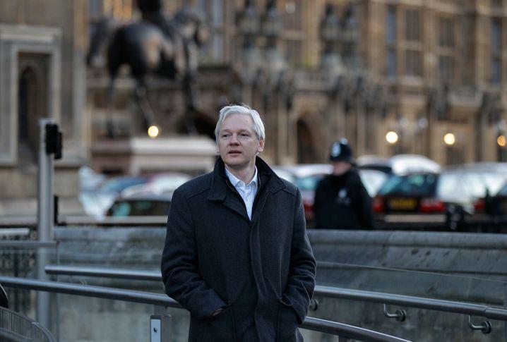 WikiLeaks-Gründer Assange: Ein explosives Angebot?