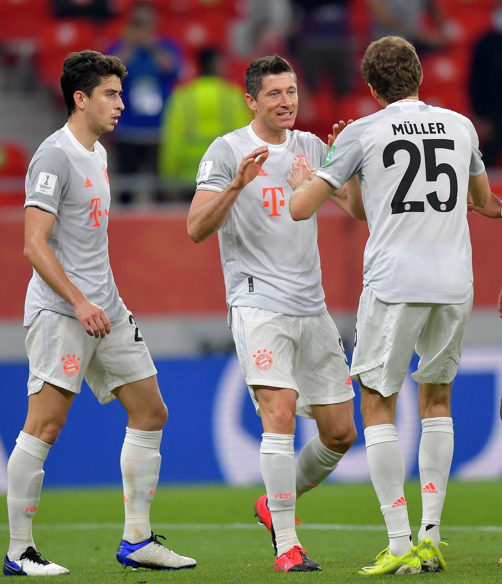 FIFA Club World Cup - Al Ahly SC vs Bayern Munich, Al Rayyan, Qatar - 08 Feb 2021