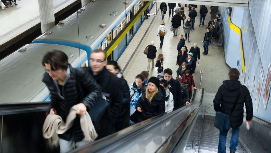 Bayerische Landeshauptstadt: Stromausfall sorgt für Chaos in München