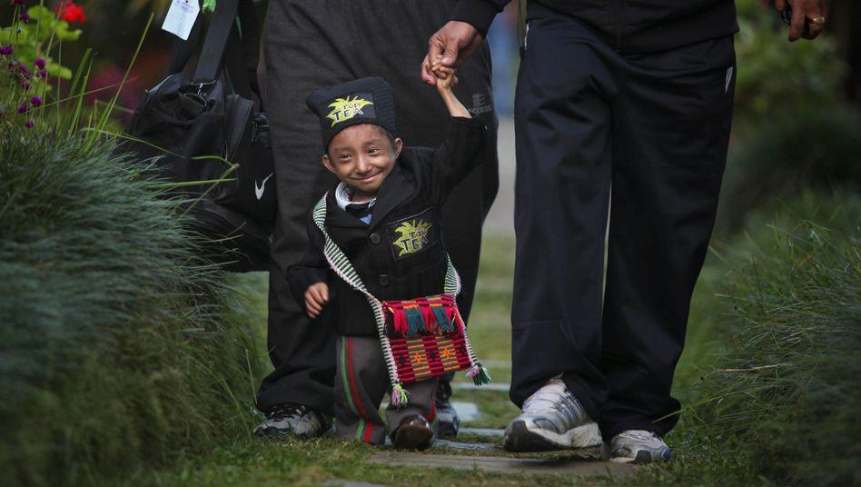 Khagendra Thapa Magar: Kleinster beweglicher Mann der Welt ist tot