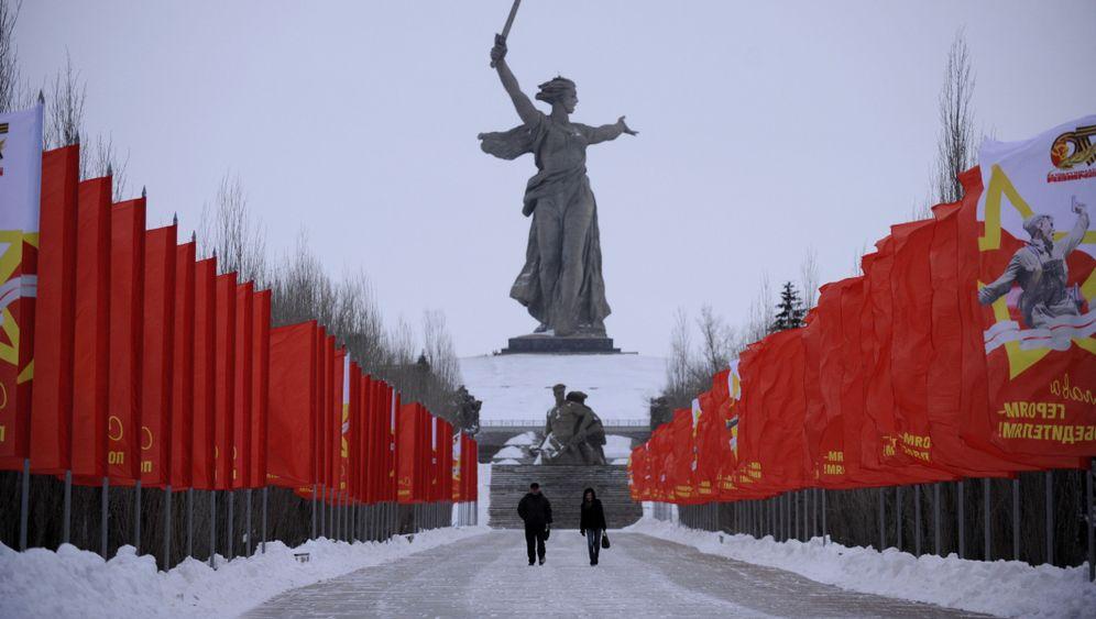 Kurzzeitige Umbenennung: Aus Wolgograd wird wieder Stalingrad