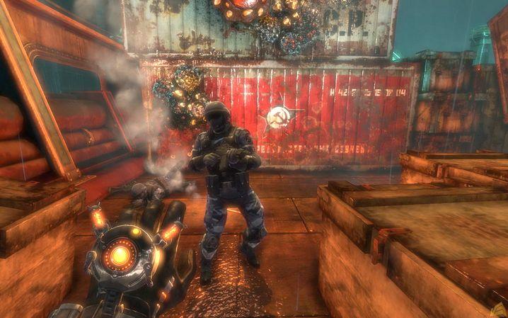 Game Screenshot - Singularity