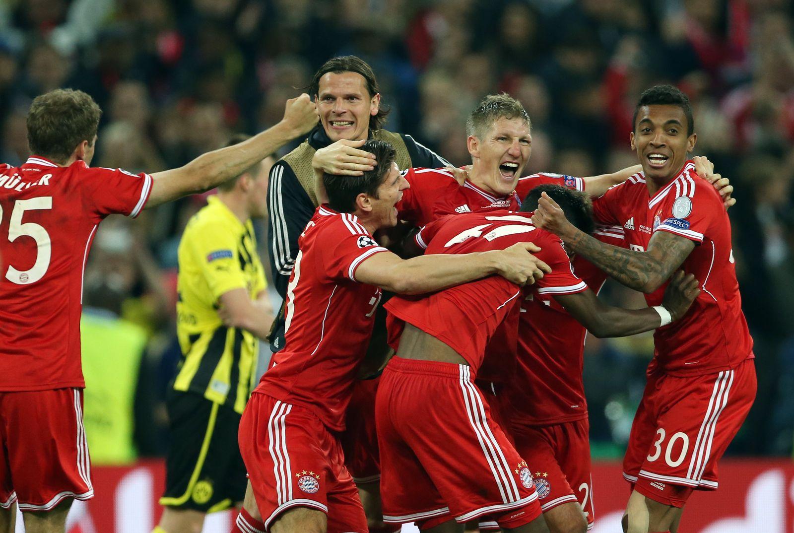 Bayern München Jubel