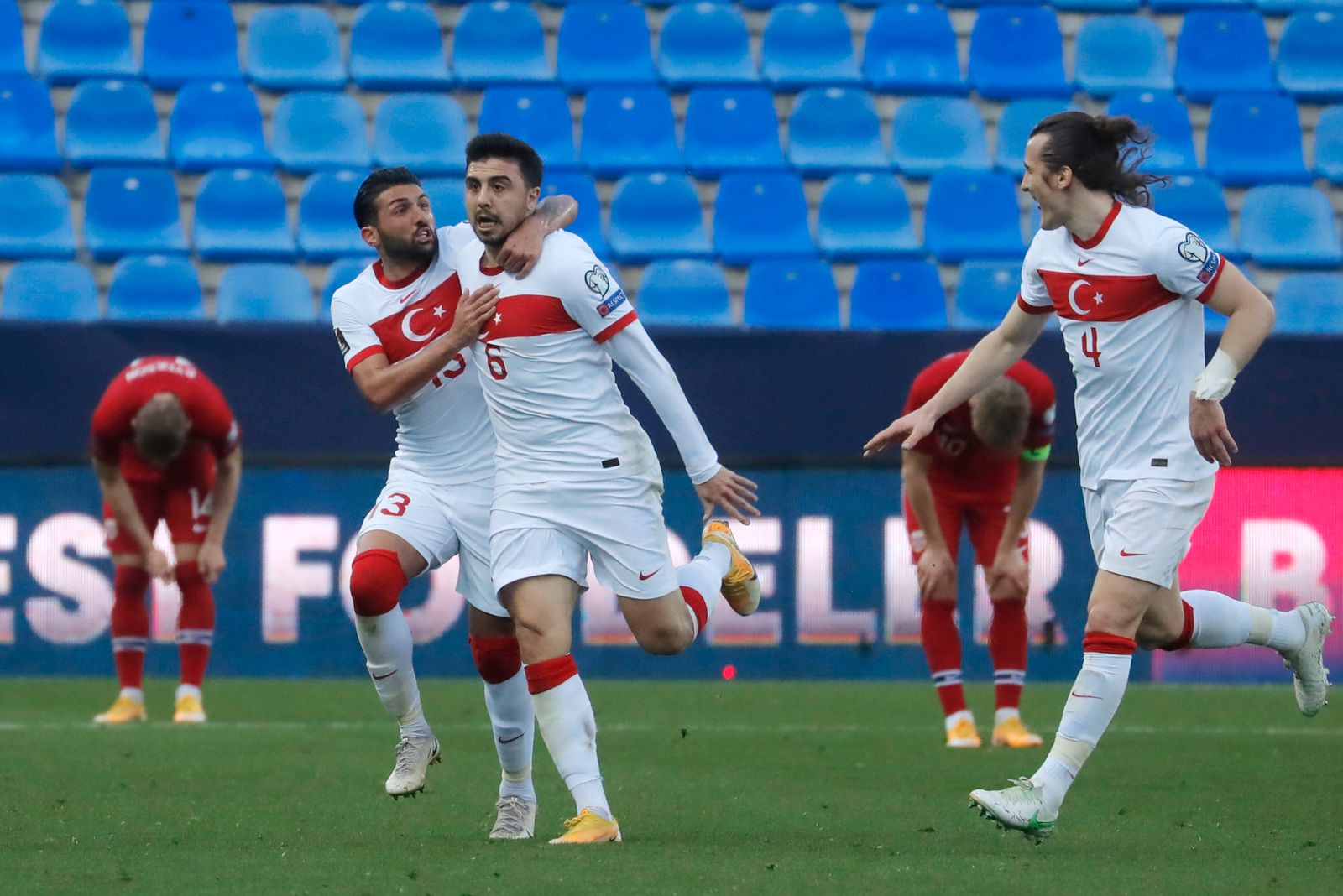 World Cup Qualifiers Europe - Group G - Norway v Turkey