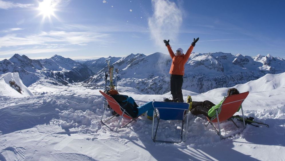 Skigebiete mit Schneegarantie: Ab auf die Bretter!