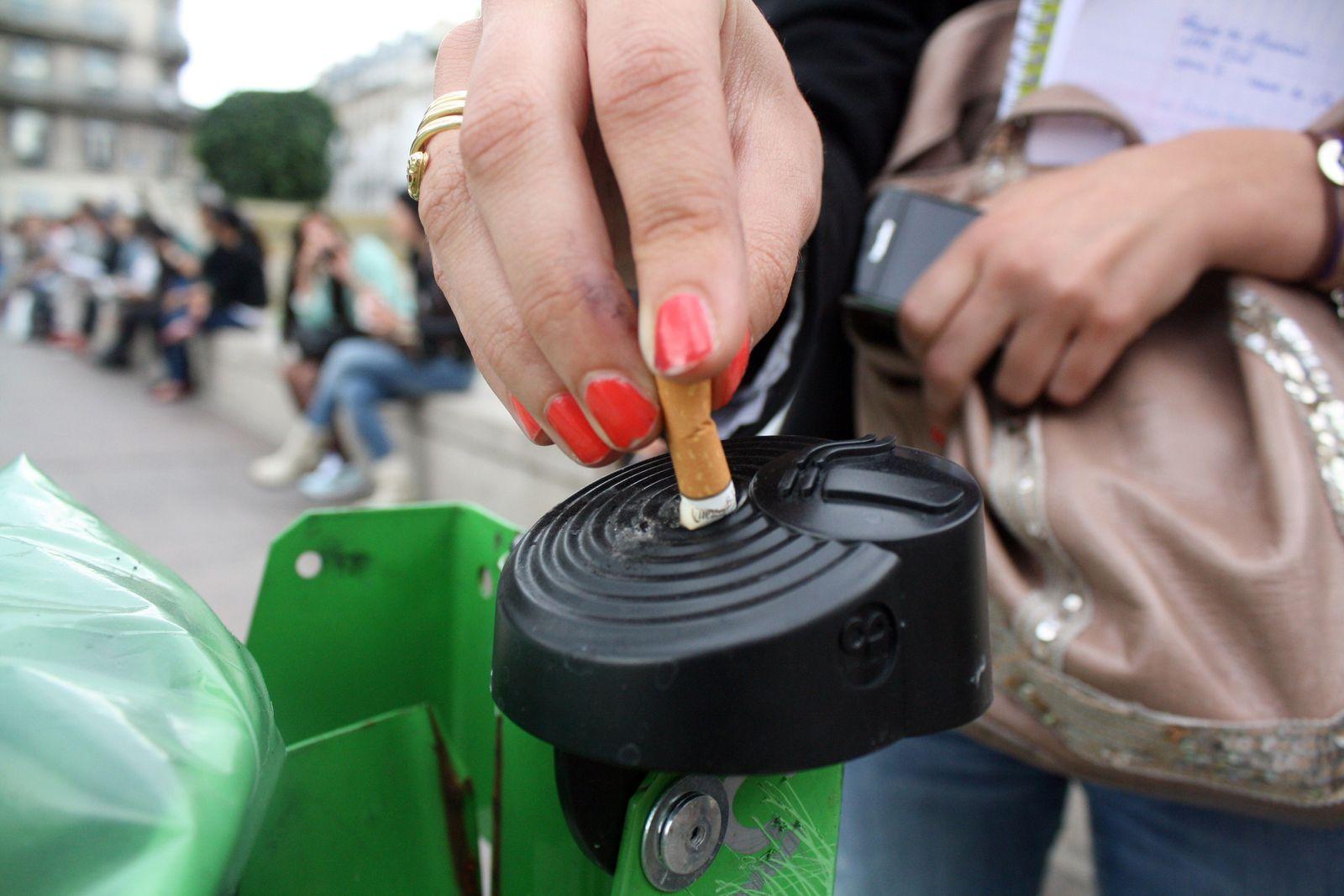 Paris Zigaretten