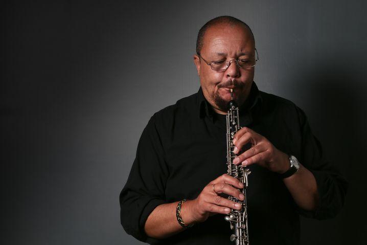Tsepo Bollwinkel Keele, 51, musician, Lüneburg, Lower Saxony