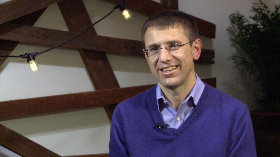 Gerhard Eschelbeck: Seit Anfang 2015 bei Google für Datensicherheit zuständig