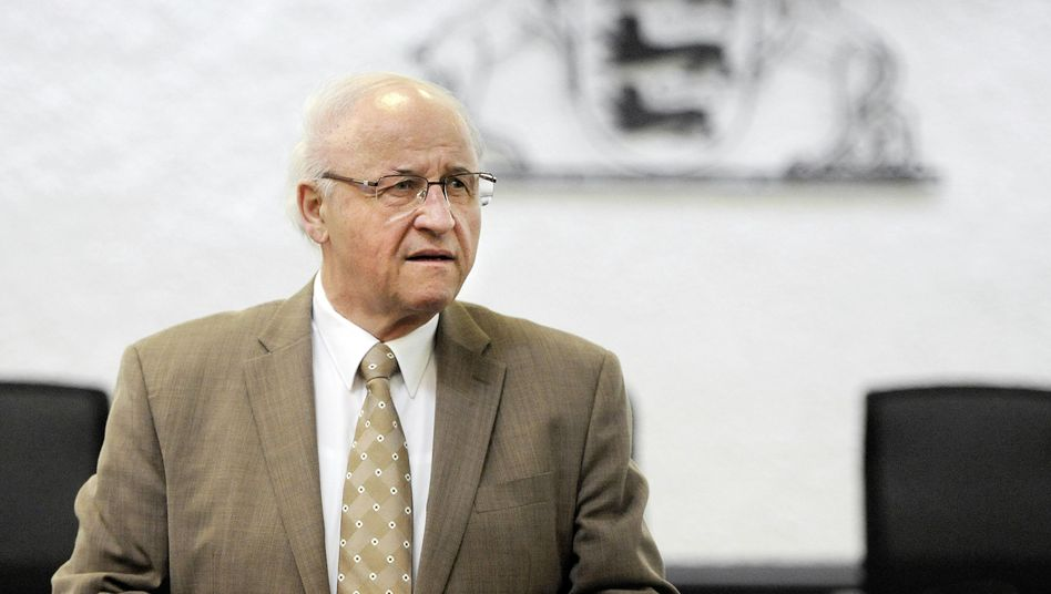 Nebenkläger Buback: Massive Vorwürfe gegen Bundesanwälte