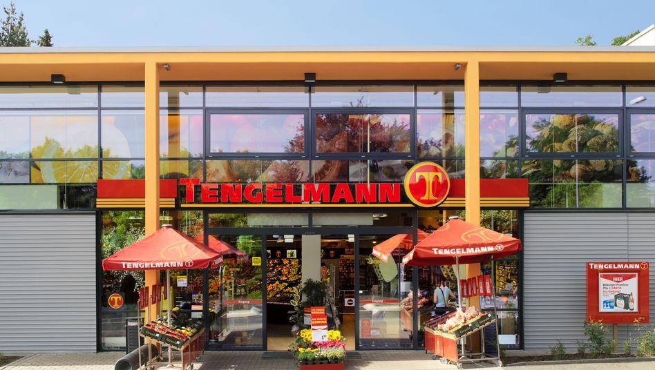 Tengelmann-Filiale (Archivbild): Pläne zur Fusion mit Edeka