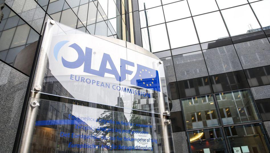 EU-Betrugsbehörde OLAF