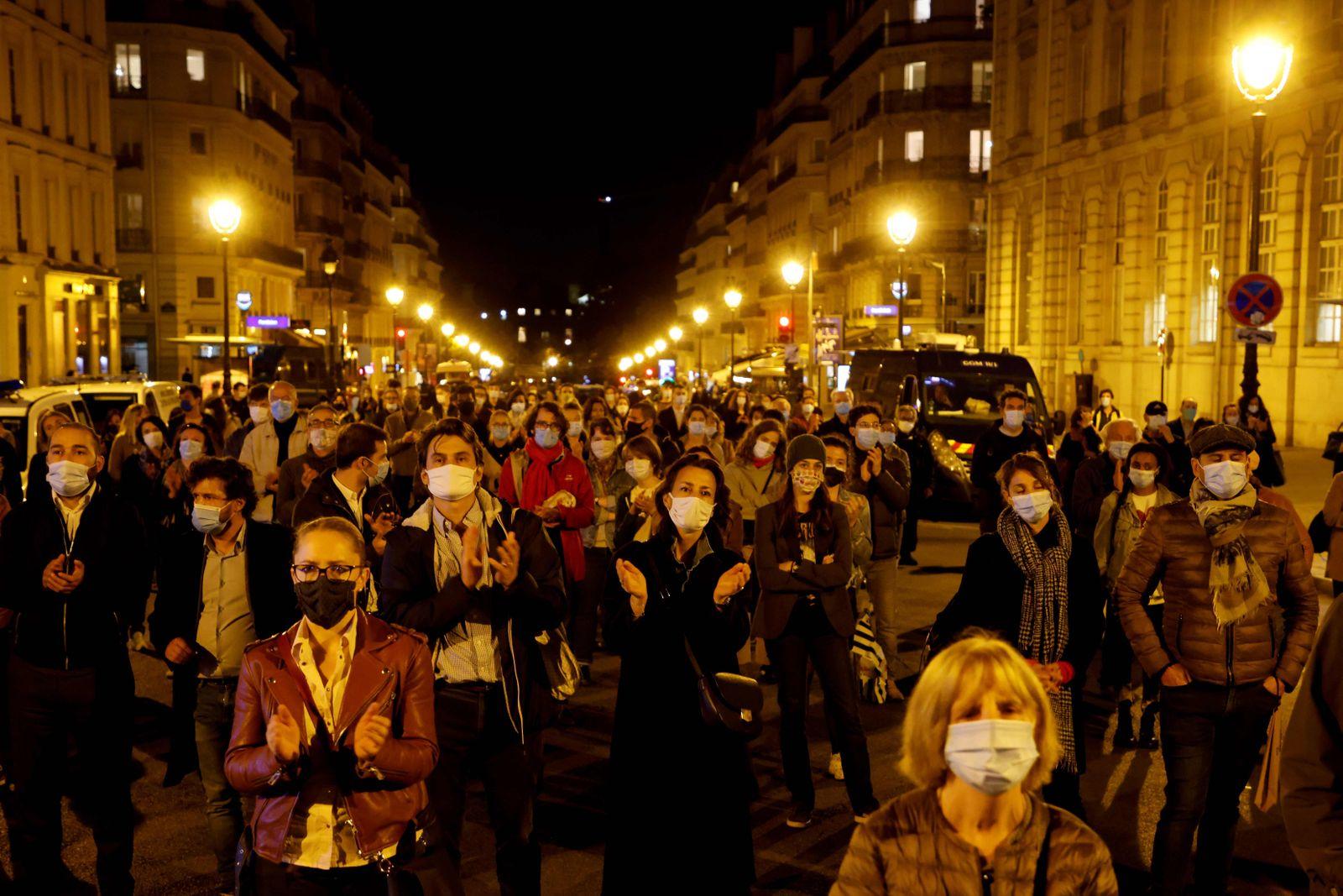 FRANCE-ATTACK-EDUCATION-RELIGION-POLITICS-CHILDREN