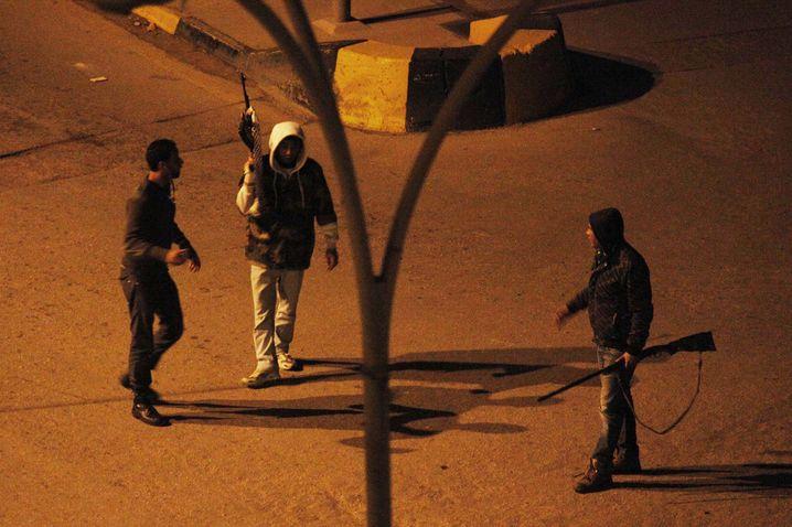 Aufständische in Bengasi: Die Stadt ist wieder in der Hand der Rebellen
