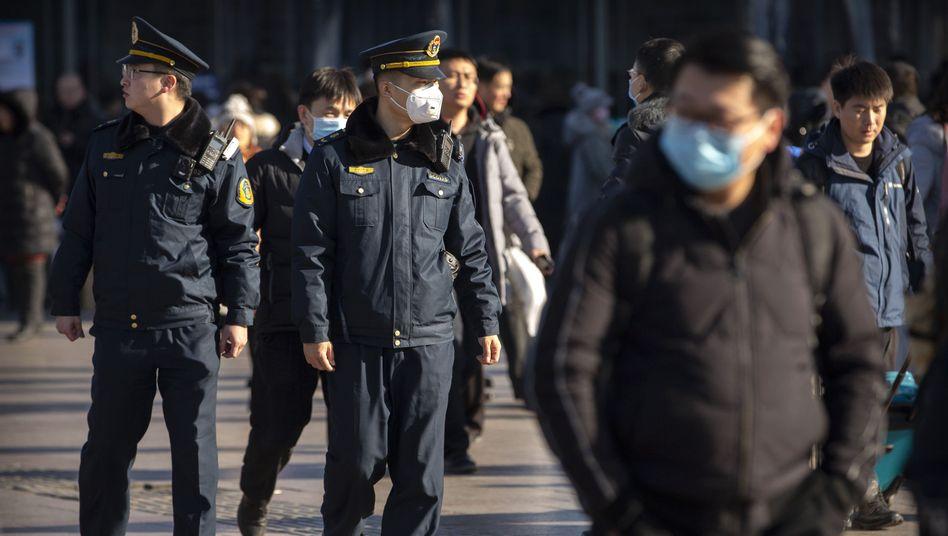 Chinas Medien und das Coronavirus: Die Grenzen der Zensur
