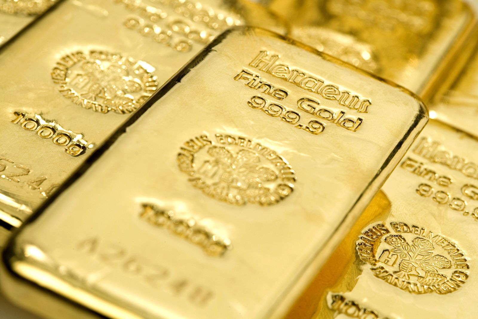 Gold / Goldbarren / Goldpreis